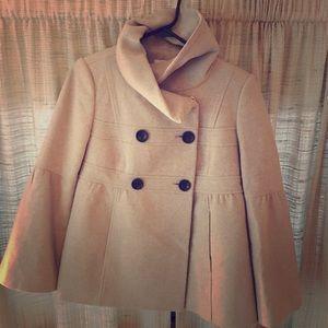 Loft Wool Blend Coat